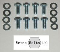 Bonnet Bolt Set  - Mk1 Escort
